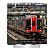Harrison Station Express Shower Curtain