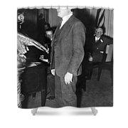Harry Anslinger (1892-1975) Shower Curtain