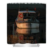 Harry - Lane's Cove Shower Curtain