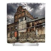 Hart's Mill Shower Curtain