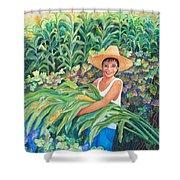 Harvest Magic Shower Curtain