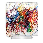 Harvesting Hope 1 Shower Curtain