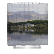 Harveys Point - Donegaltown Ireland Shower Curtain