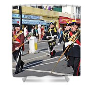 Hastings Old Town Carnival Shower Curtain
