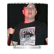 Hatebreed Shower Curtain