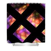 Haumea Shower Curtain