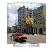 Havana 14 Shower Curtain