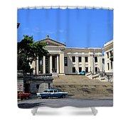 Havana 26 Shower Curtain