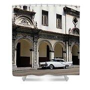 Havana 35 Shower Curtain