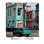 Havana 36 Shower Curtain