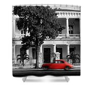 Havana 39b Shower Curtain