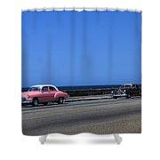 Havana 44 Shower Curtain