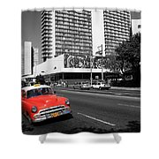 Havana 49 Shower Curtain