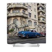 Havana Beauty Shower Curtain