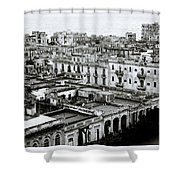 Havana City Shower Curtain