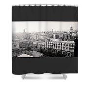 Havana Skyline Shower Curtain