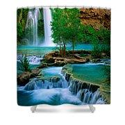 Havasu Canyon Shower Curtain