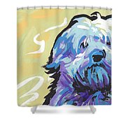 Have A Neese Day Shower Curtain