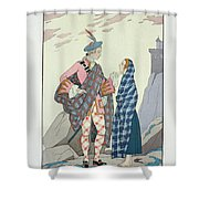 Have No Fear Little One Shower Curtain