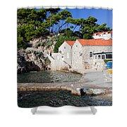 Haven In Dubrovnik Shower Curtain
