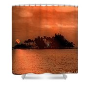 Hawaiiana 10 Shower Curtain