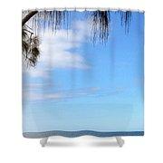 Hawaiian Landscape 11 Shower Curtain