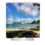Hawaiiana 32 Shower Curtain