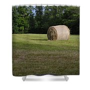 Hay Making Shower Curtain