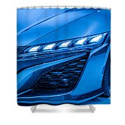 Hcd 14 Genesis Concept Shower Curtain