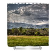 Hdr April 28 2014 Shower Curtain