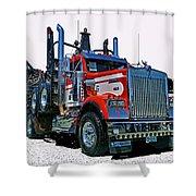 Hdrcatr3120-13 Shower Curtain