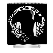 Head Of The Class Shower Curtain
