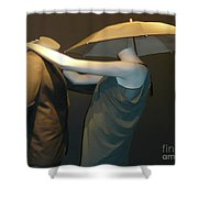 Head Over Heels Shower Curtain