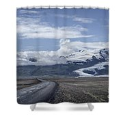 Heading North Shower Curtain