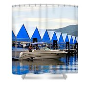 Heading Out 6777 Shower Curtain
