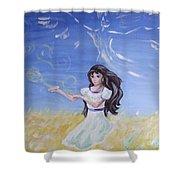 Healer's Gift Shower Curtain