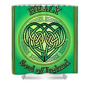 Healy Soul Of Ireland Shower Curtain