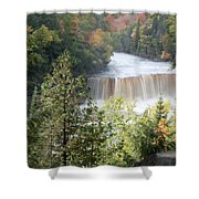 Hear The Roar Shower Curtain