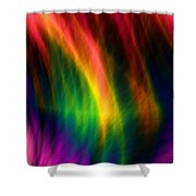 Heart Of Earth Shower Curtain