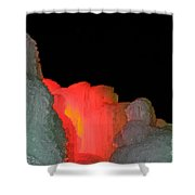 Heart Of The Castle Shower Curtain