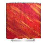 Heat Wave Shower Curtain