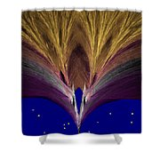 Heavenly Archway Shower Curtain