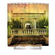 Heavenly Gardens Shower Curtain