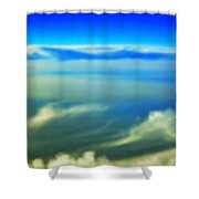 Heavenly Peace Shower Curtain