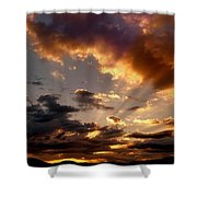 Heavenly Rapture Shower Curtain