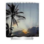 Heavenly Rays Shower Curtain