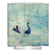 Heavenly Rest Shower Curtain