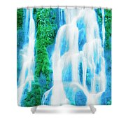 Heavenly Veil Shower Curtain