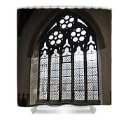 Heavens Light Shower Curtain