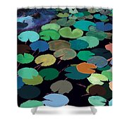 Heavens Touch Shower Curtain